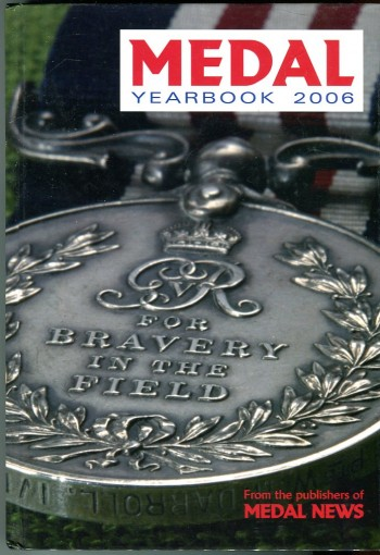 Image for The Medal Yearbook 2006