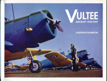 Image for Vultee Aircraft 1932-1947