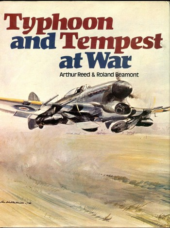 Image for Typhoon and Tempest at War