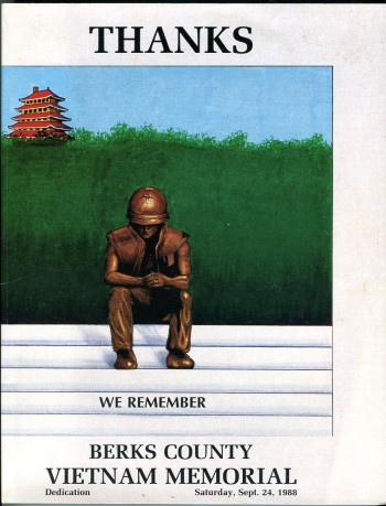 Image for Thanks, We Remember: Berks County (Pennsylvania) Vietnam Memorial Dedication, Saturday, Sept. 24, 1988