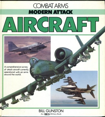 Image for Modern Attack Aircraft (Combat Arms Series)