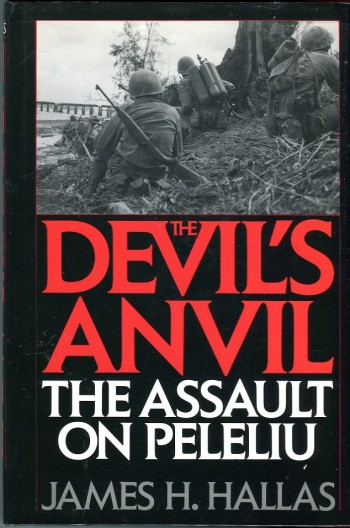 Image for The Devil's Anvil: The Assault on Peleliu