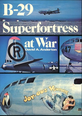 Image for B-29 Superfortress at War