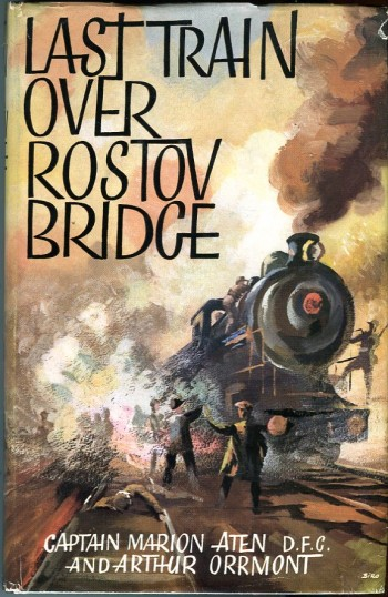 Image for Last Train Over Rostov Bridge