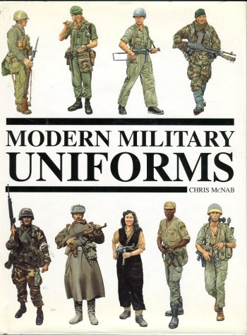 Image for Modern Military Uniforms