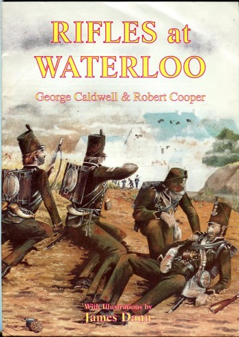 Image for Rifles at Waterloo