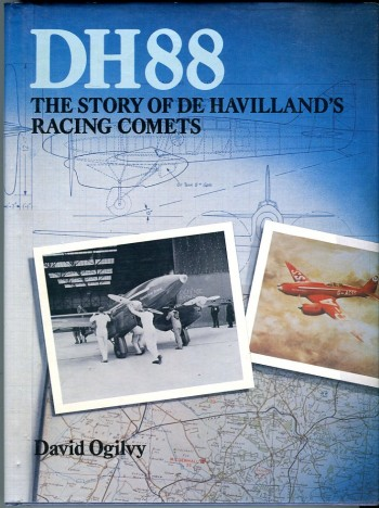 Image for DH88: The Story of De Havilland's Racing Comets
