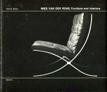 Image for Mies Van der Rohe: Furniture and Interiors