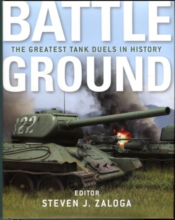Image for Battleground: The Greatest Tank Duels in History