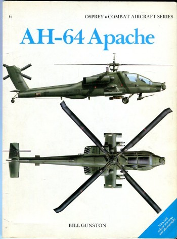 Image for AH-64 Apache (Osprey Combat Aircraft Series No. 6)