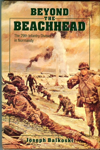 Image for Beyond the Beachhead: The 29th Infantry Division in Normandy