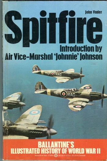 Image for Spitfire (Ballantine Weapons Book No. 6)