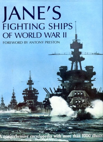 Image for Jane's Fighting Ships of World War II: A Comprehensive Encyclopedia with more than 1000 Illustrations