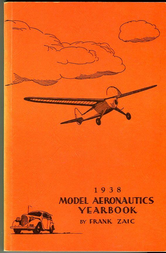 1938 Model Aeronautics Yearbook