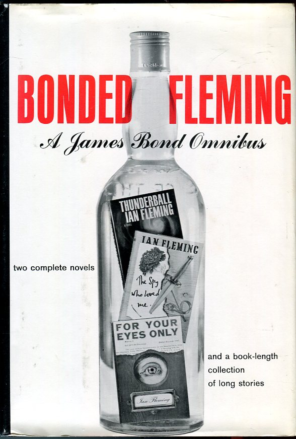 Image for Bonded Fleming: A James Bond Omnibus (For Your Eyes Only; The Spy Who Loved Me)