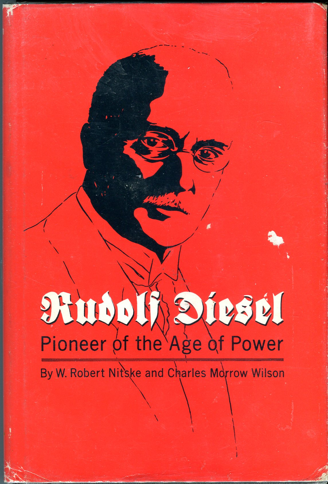 Image for Rudolf Diesel: Pioneer of the Age of Power