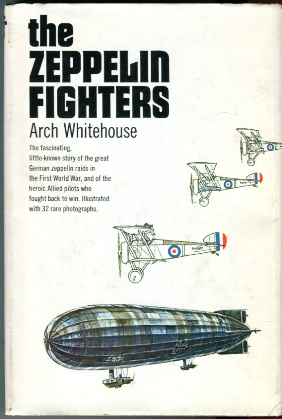 Image for The Zeppelin Fighters