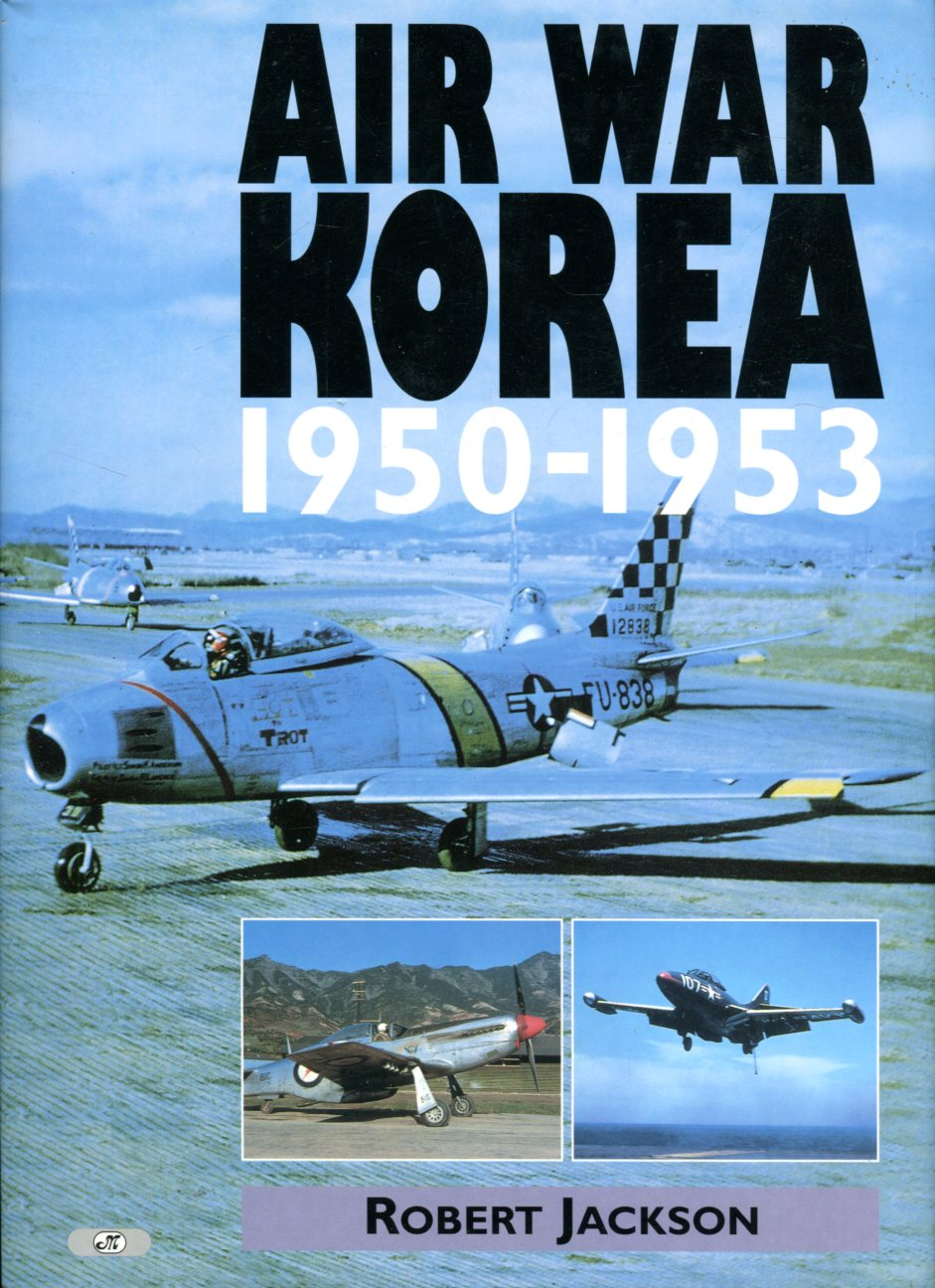 Image for Air War Korea 1950-1953