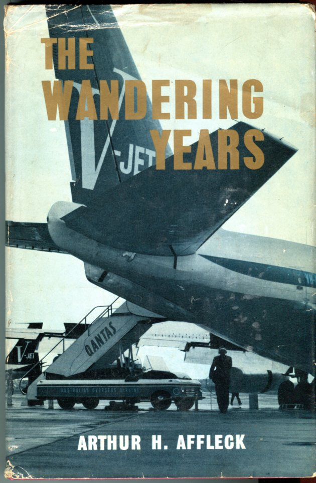 Image for The Wandering Years