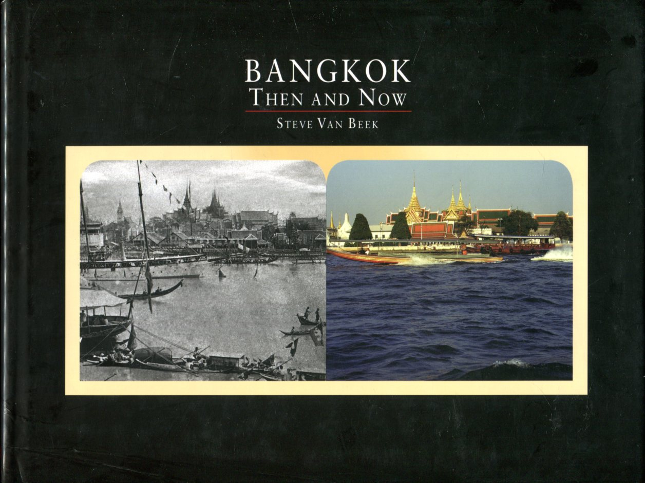 Image for Bangkok: Then and Now