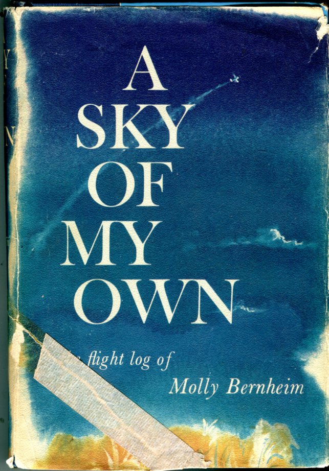 Image for A Sky of My Own: The Flight Log of Molly Bernhaim