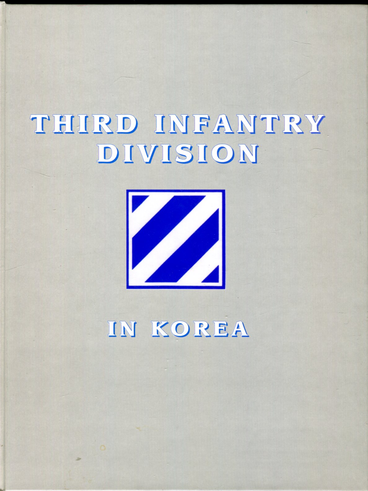 Image for Third (3d) Infantry Division in Korea