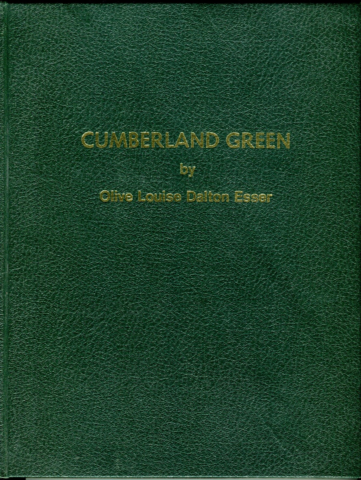 Image for Cumberland Green (Illinois)
