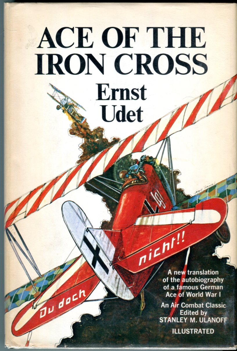 Image for Ace of the Iron Cross (Air Combat Classics)