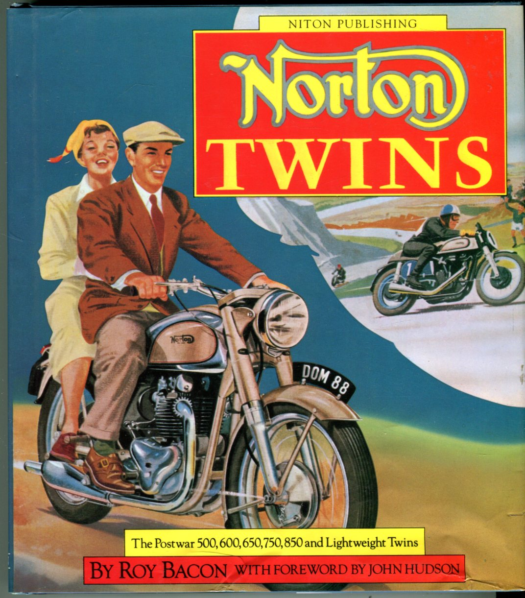 Image for Norton Twins: The Postwar 500, 600, 650, 750, 850 and Lightweight Twins