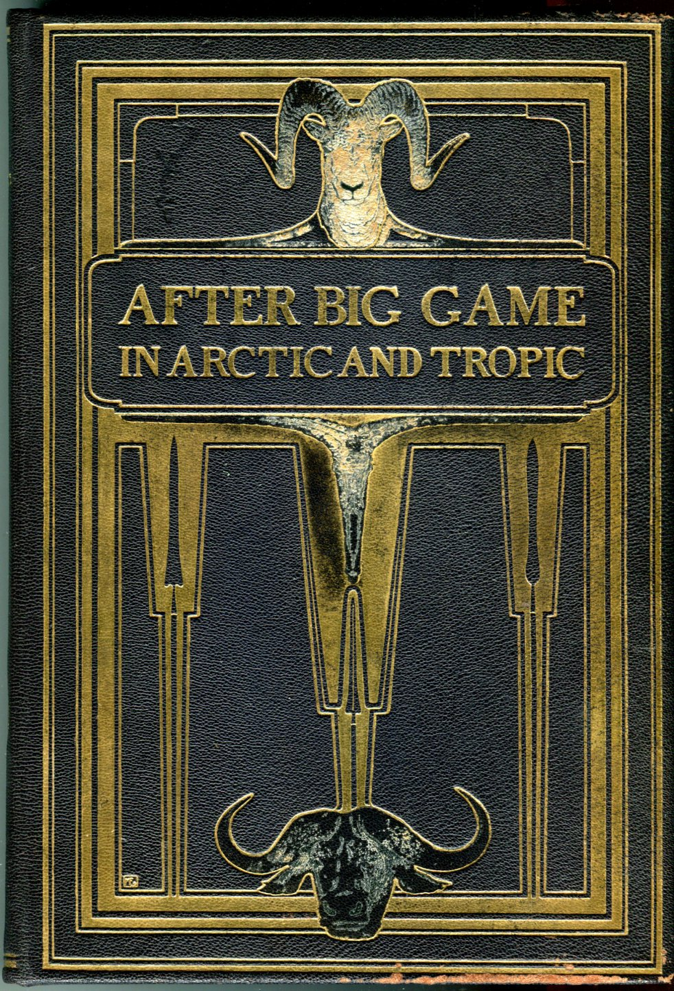 Image for After Big Game in Arctic and Tropic: A Sportman's Note-Book of the Chase Off Greenland and Alaska; in Africa, Norway, Spitzbergen, and the Cassair