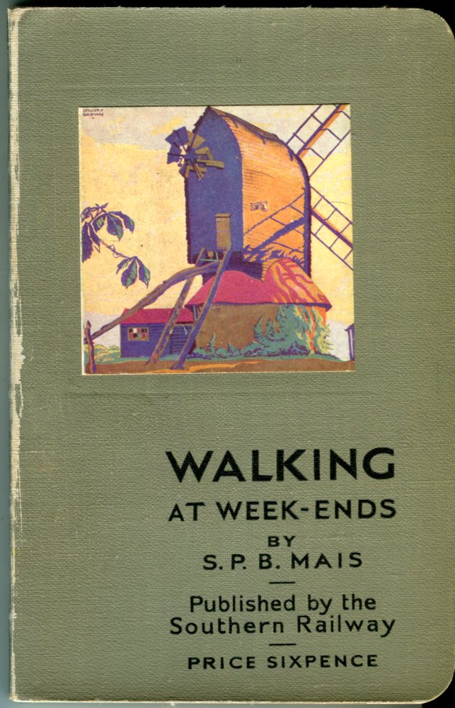 Image for Walking at Week-Ends