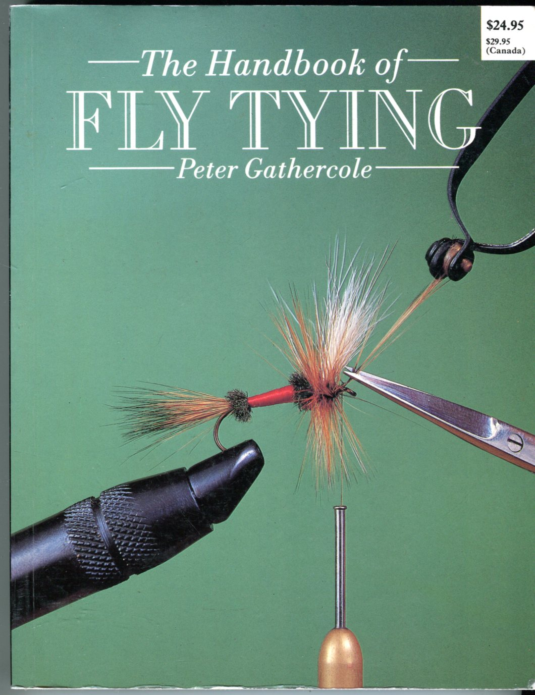 Image for The Handbook of Fly Tying