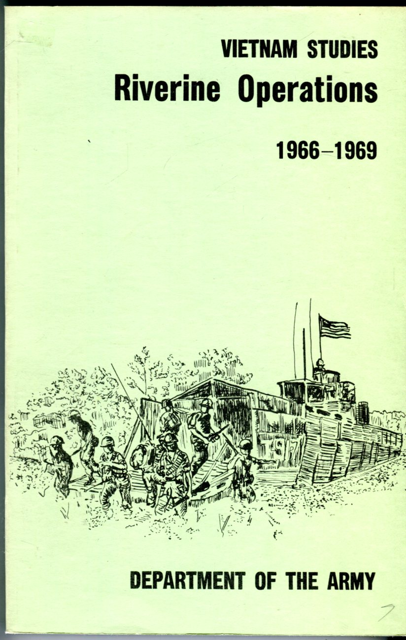 Image for Vietnam Studies; Riverine Operations 1966-1969