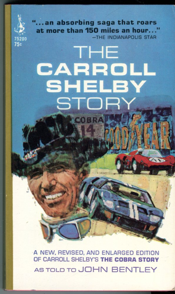 Image for The Carroll Shelby Story