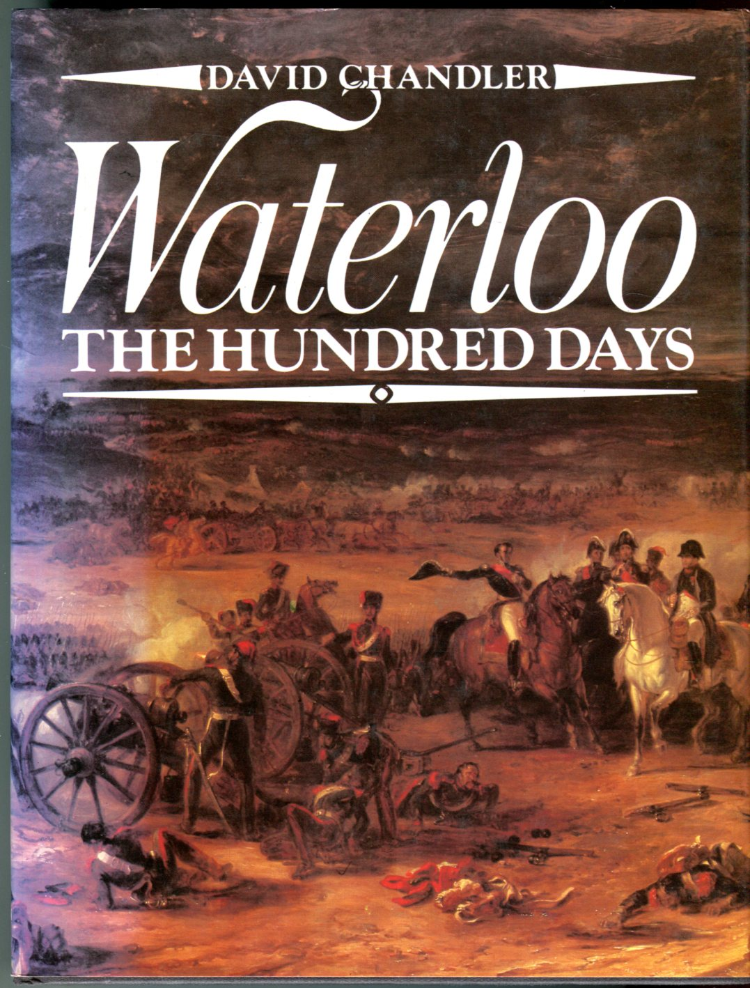 Image for Waterloo: The Hundred Days