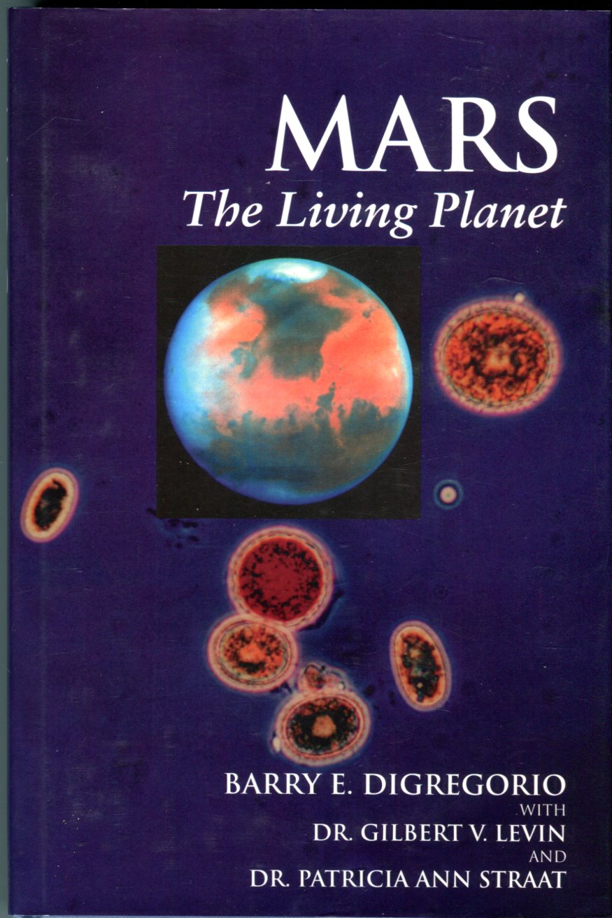 Image for Mars: The Living Planet