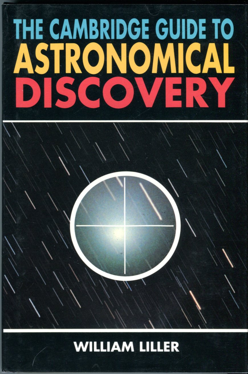 Image for The Cambridge Guide to Astronomical Discovery