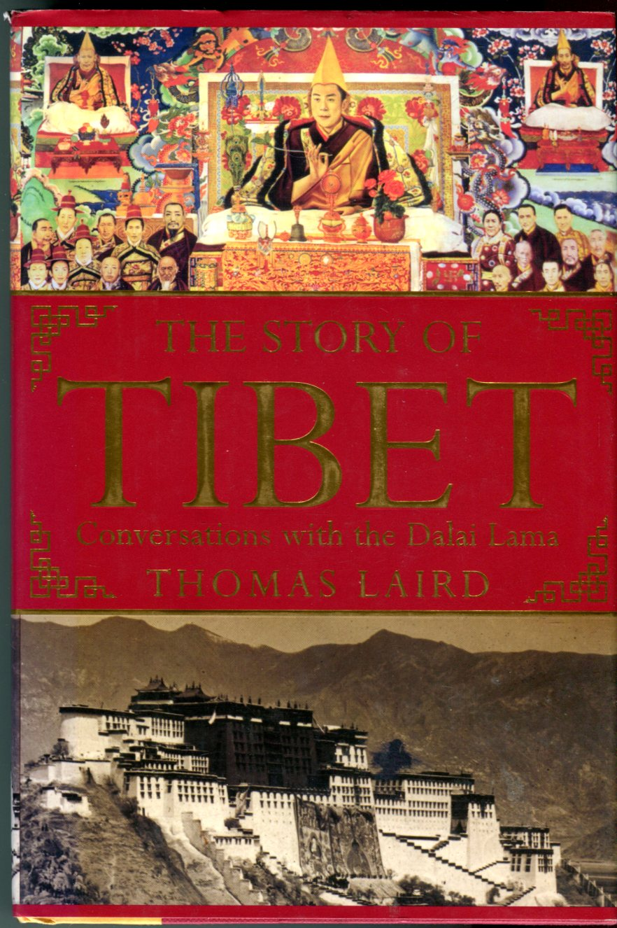Image for The Story of Tibet: Conversations with the Dalai Lama