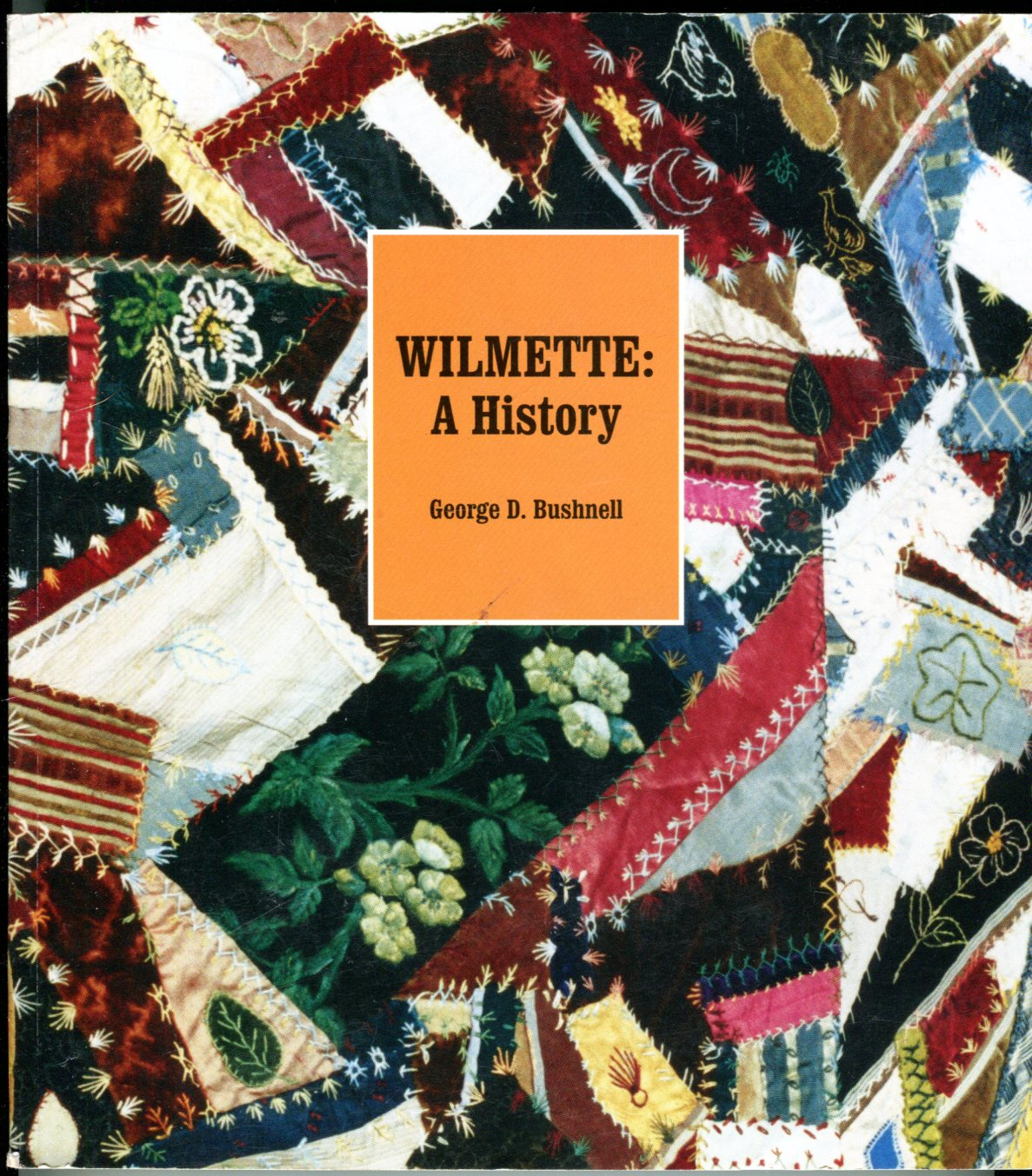 Image for Wilmette (Illinois): A History