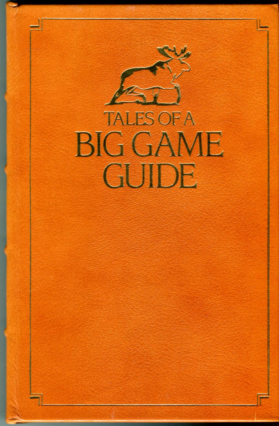 Image for Tales of a Big Game Guide (Premier Collection)