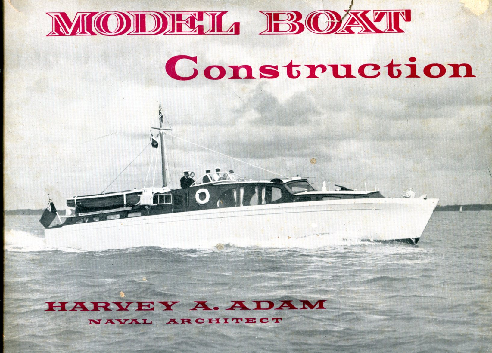 Image for Model Boat Construction
