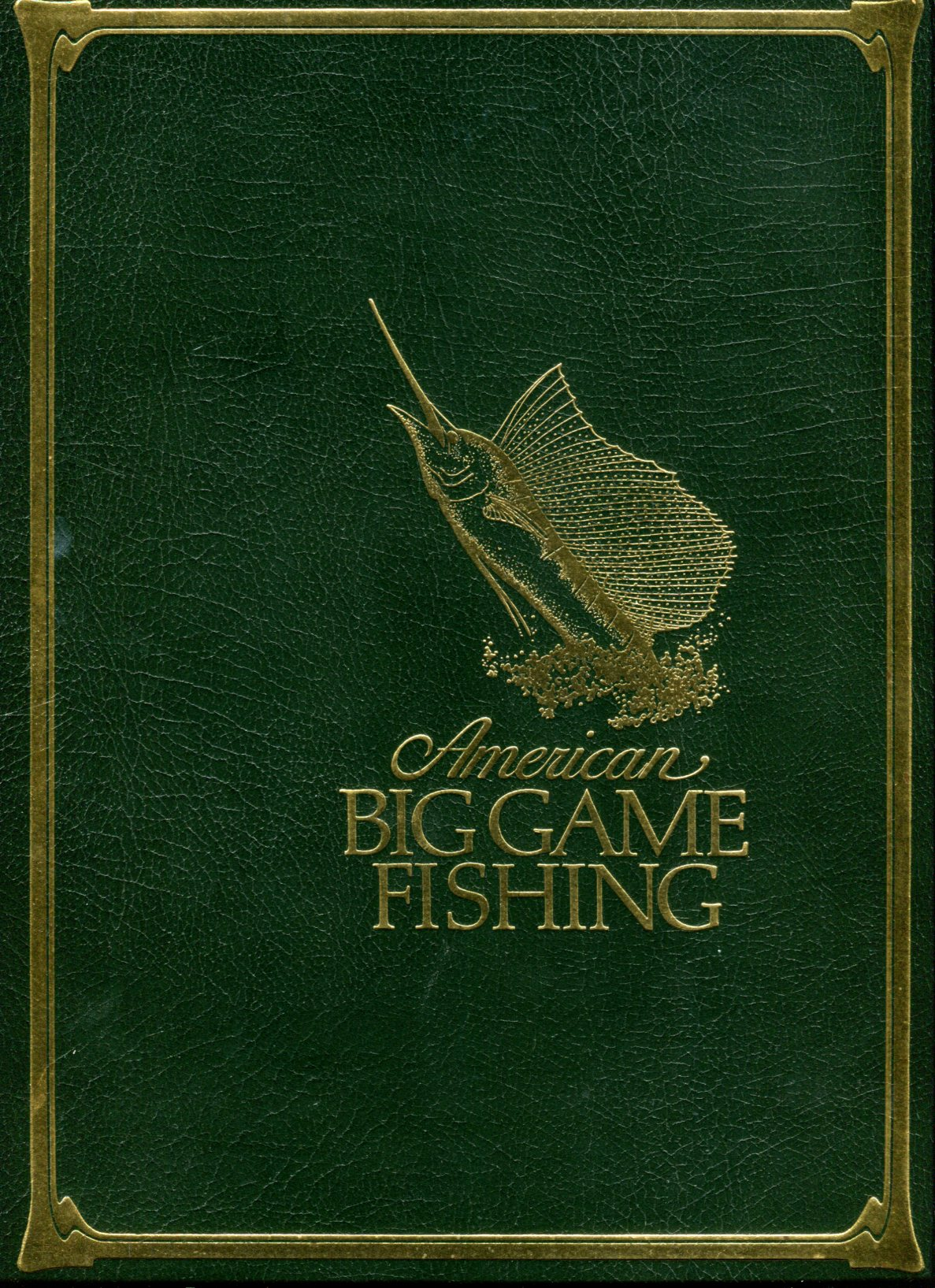Image for American Big Game Fishing (Premier Collection)