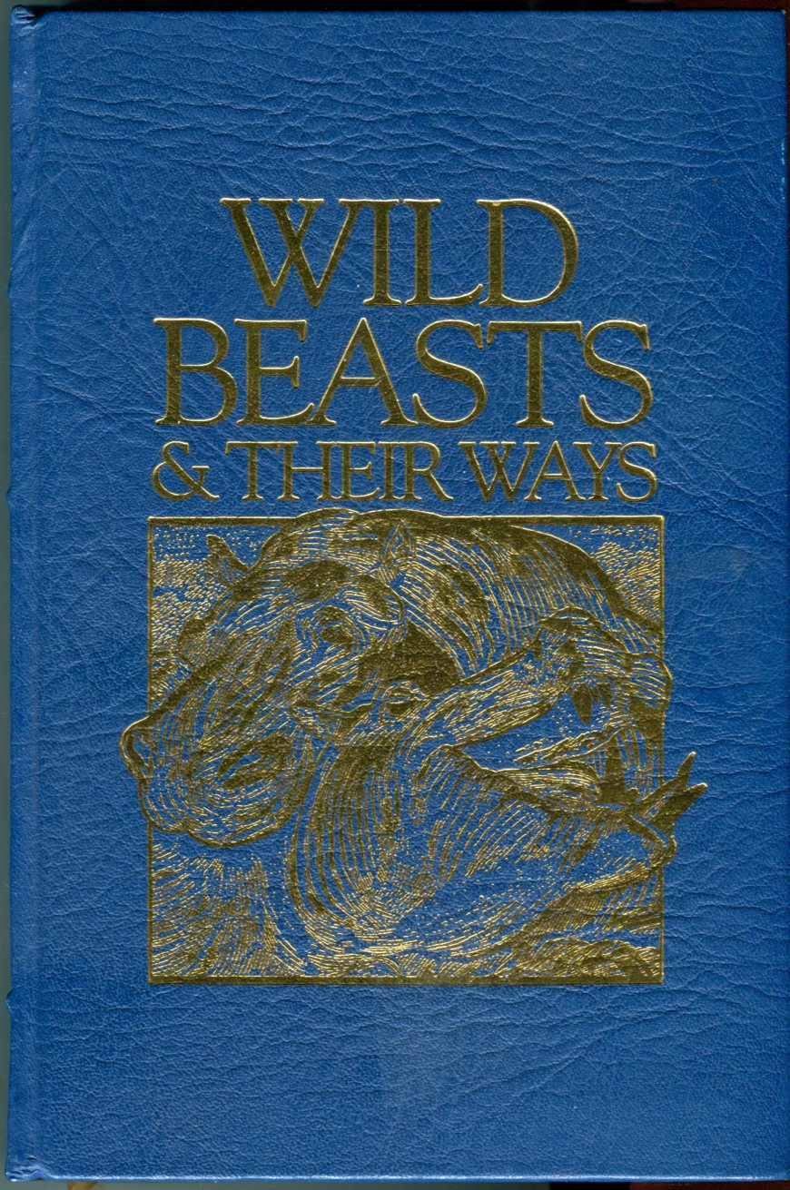 Image for Wild Beasts & Their Ways: Reminiscences of Europe, Asia, Africa & America (African Collection)