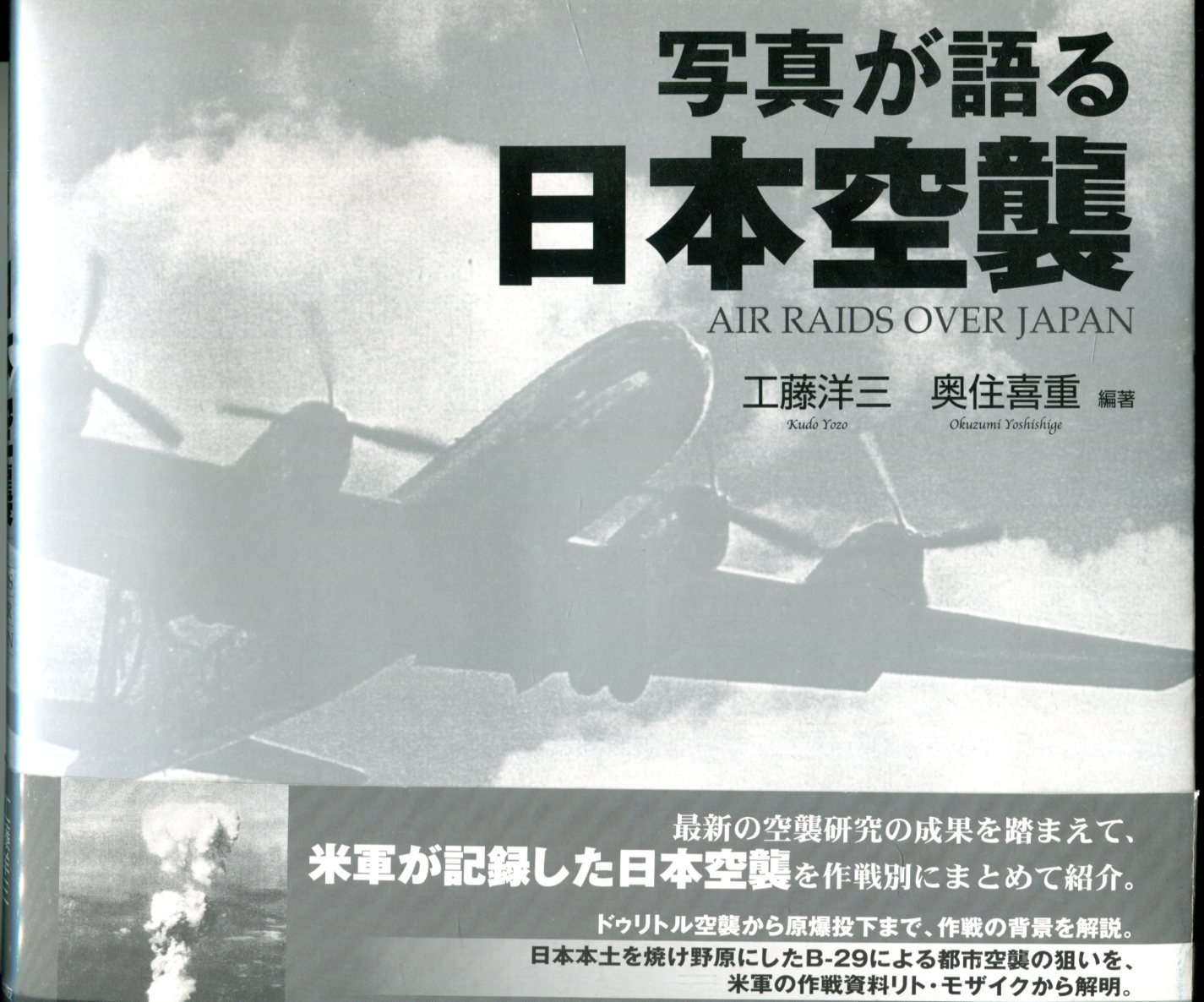 Image for Air Raids Over Japan