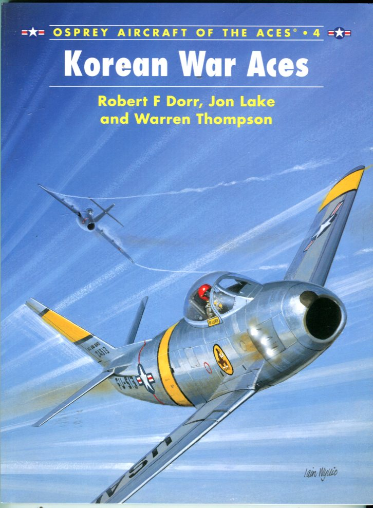 Image for Korean War Aces (Osprey Aircraft of the Aces No. 4)