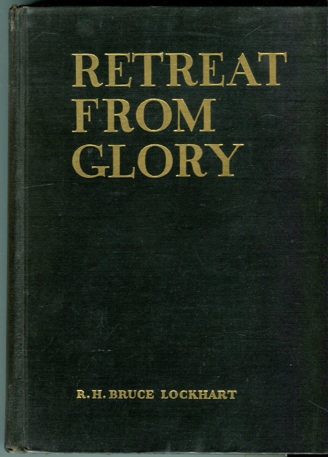 Image for Retreat from Glory