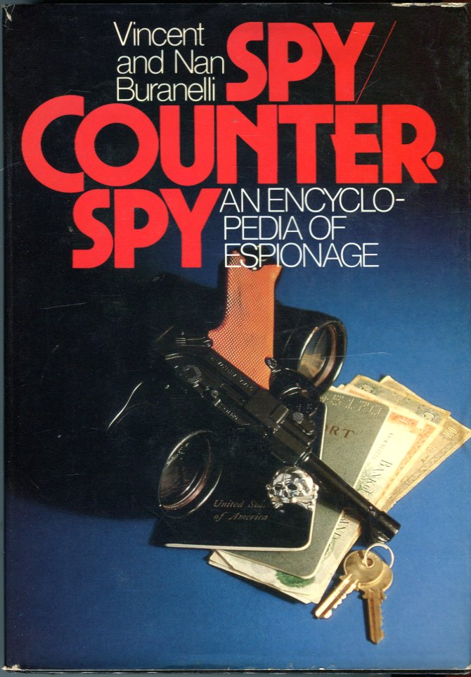 Image for Spy/Counterspy: An Encyclopedia of Espionage
