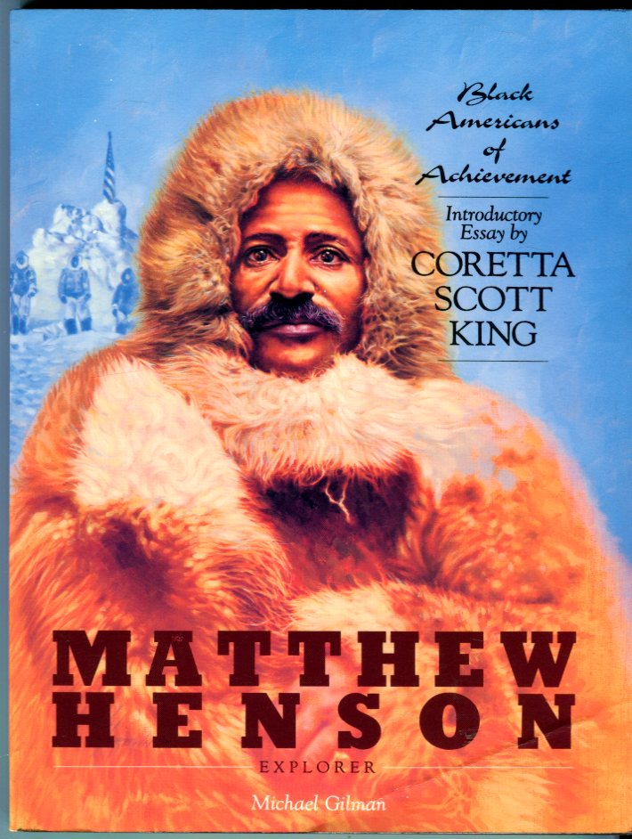 Image for Matthew Henson (Black Americans of Achievement Series)