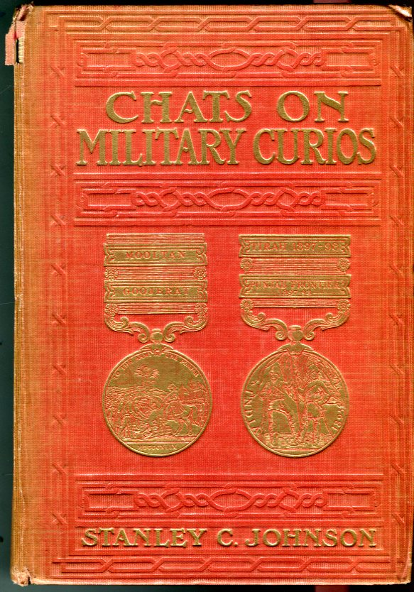 Image for Chats on Military Curios (Books for Collector's Series)