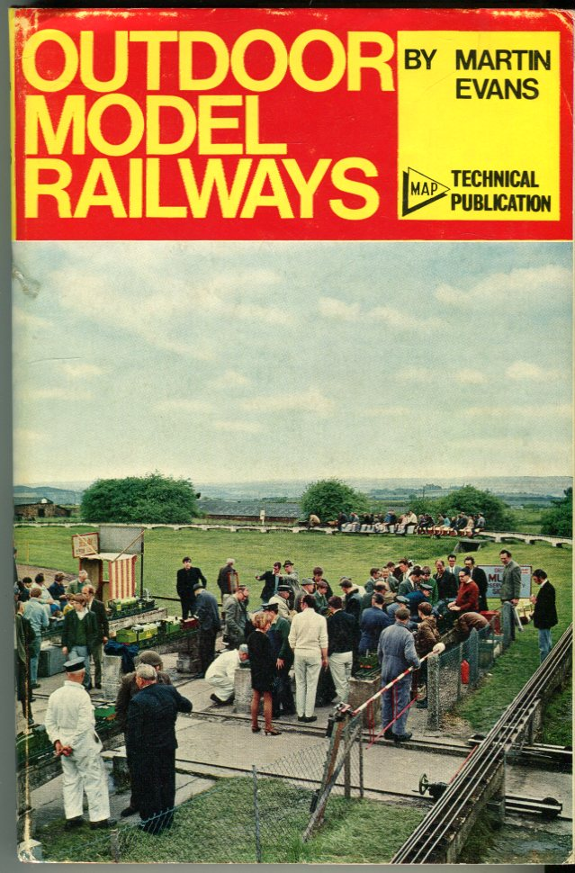 Image for Outdoor Model Railways